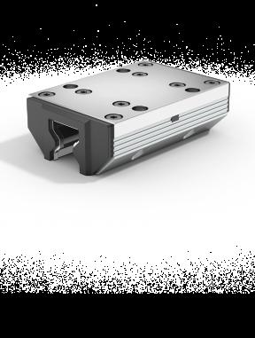 Cassette pour raccordement par le bas